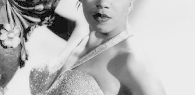 Sarah Vaughan in 1952.