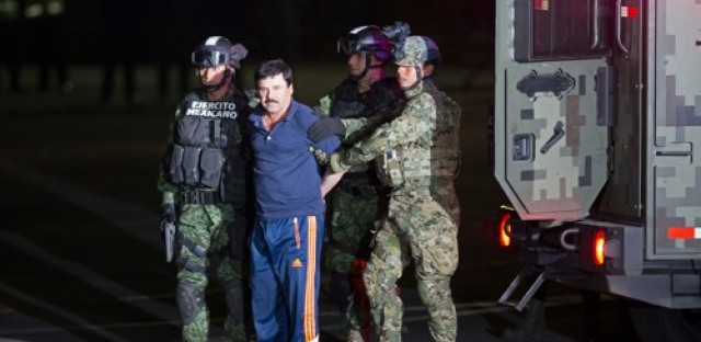 'El Chapo' recaptured