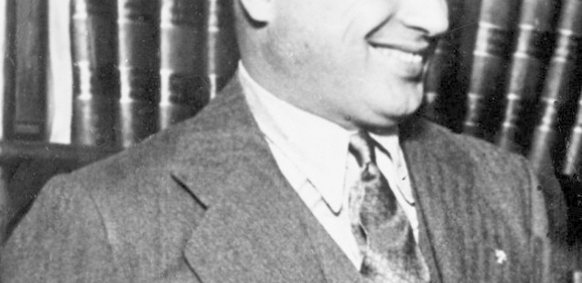 Ralph Capone in 1930, the year he was included on the Chicago Crime Commission's list of Public Enemies.