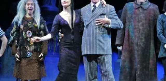 Daily Rehearsal: 'Addams Family' cuts back on Chicago trip