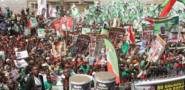 Nigeria braces for 2015 presidential elections