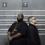 Rappers Killer Mike (left) and El-P make up the duo Run The Jewels.
