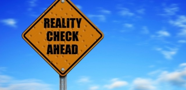 Mission #56: Know someone who needs a reality check?