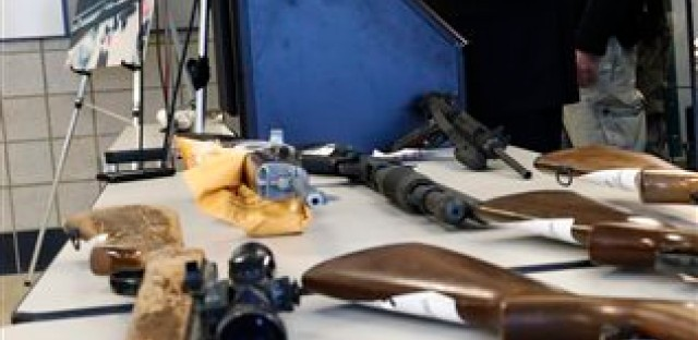 Lawmakers: Federal involvement needed to curb illegal gun trafficking