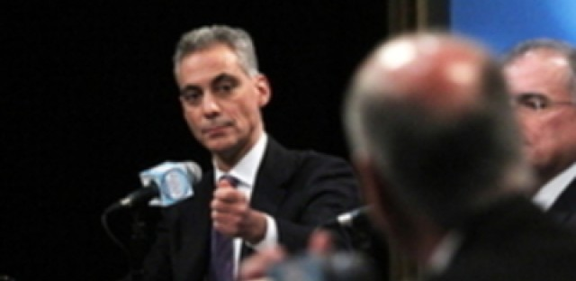Emanuel back on the ballot hours before latest mayoral debate