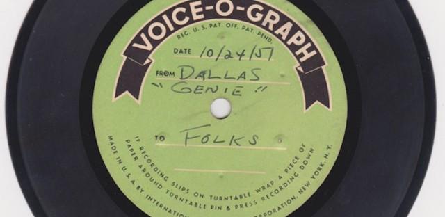 Radio Diaries : A Voicemail Valentine Image