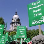 Labor union AFSCME reacts to Rauner's proposal