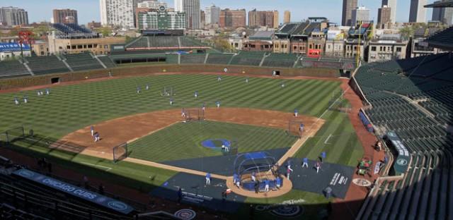 Wrigley Field-Chicago's gem needs some polish