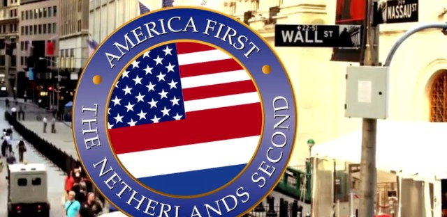 america first netherlands second