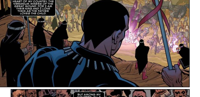 Pop Culture Happy Hour : Small Batch: Ta-Nehisi Coates on Black Panther Image