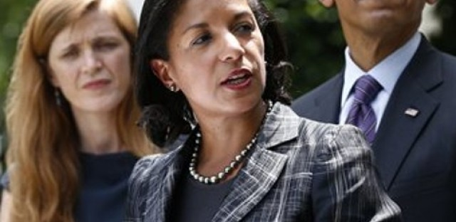Susan Rice becomes Obama's National Security Adviser