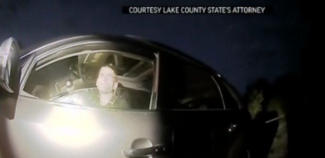 Screengrab from AP video/Courtesy of Lake County State's Attorney