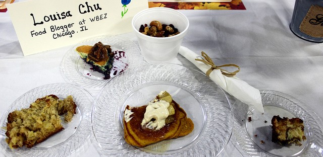 King Arthur Flour Sweet Victory Challenge, breakfast category, at National Maple Syrup Festival in Medora, Indiana