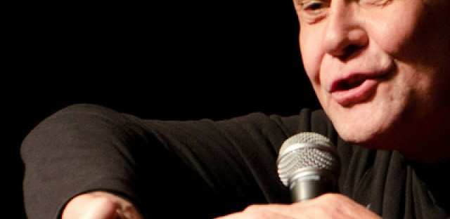 Slam daddy Marc Smith celebrates a quarter-century of slam poetry