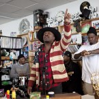 Tiny Desk Concert with Anthony Hamilton.