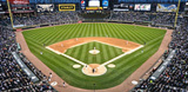 Chicago's opening day for America's favorite pastime