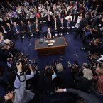 Comey Testimony from above
