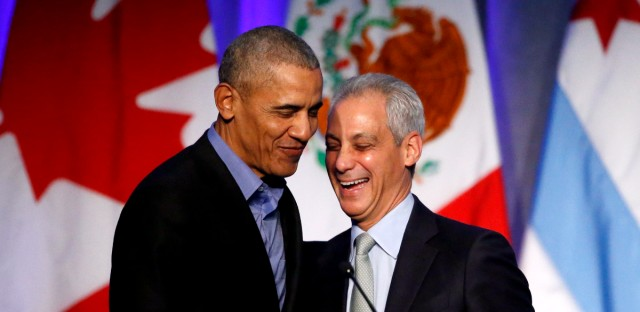 climate change emanuel and obama