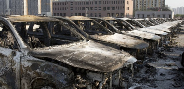 The Tianjin explosions, the refugee crisis in Calais, and journalists under threat in Mexico