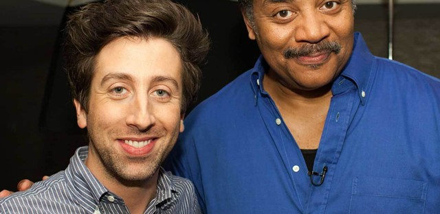 StarTalk Radio : Inside The Big Bang Theory, with Simon Helberg and Bill Prady Image