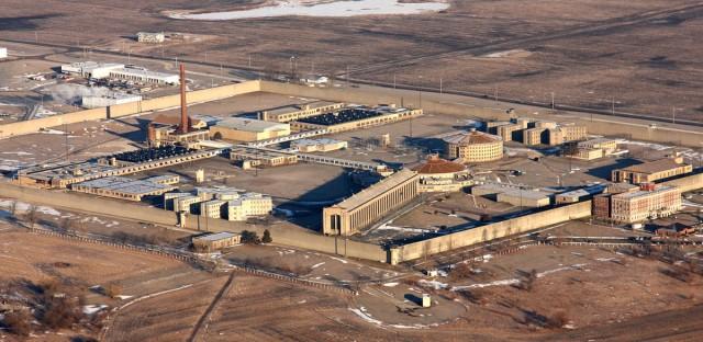 Stateville Correctional Center for men in Crest Hill, Illinois.