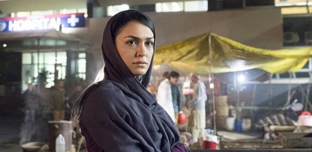 Nazanin Boniadi plays analyst Fara Sherazi on Showtime's Homeland.