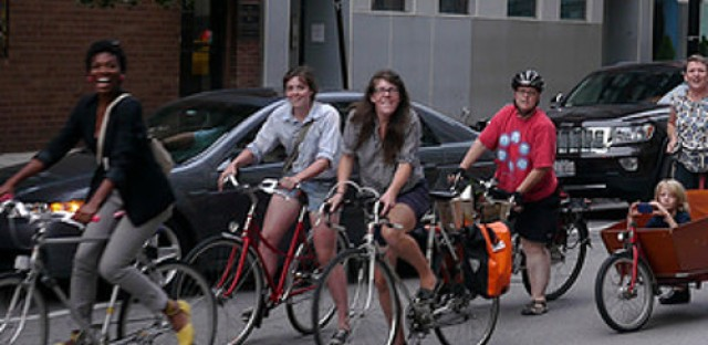 Chicago becoming more bike friendly