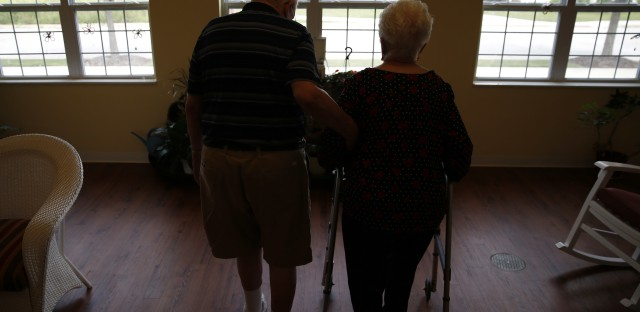 New nursing home residents are frequently handed an agreement to go to arbitration instead of suing if something goes wrong.