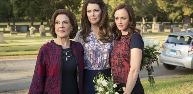 Pop Culture Happy Hour : Gilmore Girls and Moana Image
