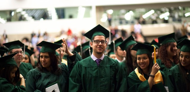 students college graduation undocumented dupage Commencement