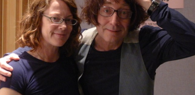 'Eight Forty-Eight's' Alison Cuddy spoke to comedian Emo Philips.