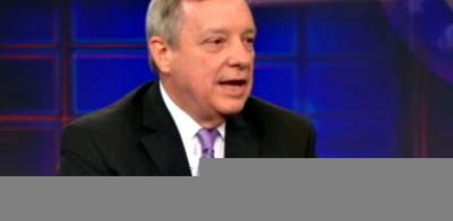Dick Durbin vs. IL GOP chair: Oh, snap!