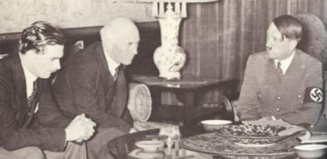 A Chance Encounter with Adolph Hitler's Interpreter