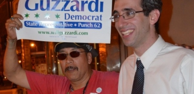 Clout-rich Illinois House member ahead by a nose