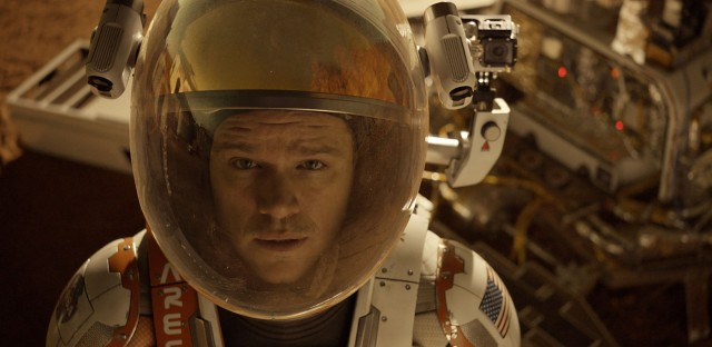 Pop Culture Happy Hour : The Martian And What We've Learned About Other Jobs Image