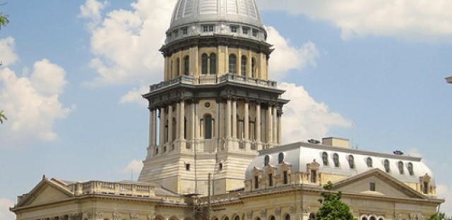 Illinois House back in session next week to tackle pensions