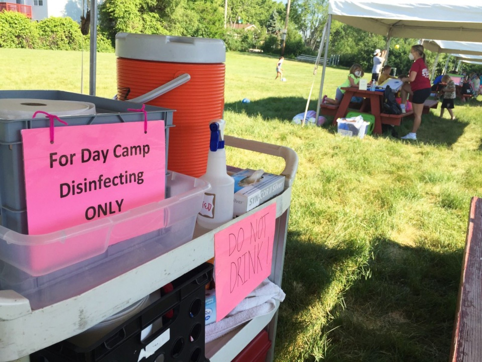 Summer Camps Hit With COVID Outbreaks — Are Schools Next ...