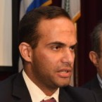 George Papadopoulos, left, pleaded guilty earlier this month to lying to FBI agents about a series of meetings he took and planned while he was a foreign policy adviser to the Trump campaign.
