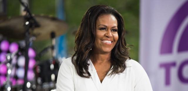Michelle Obama Getty 2