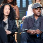 Gina Prince-Bythewood and Reggie Rock Bythewood