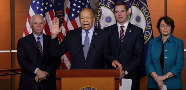 House Oversight and Government Reform Ranking Member Elijah Cummings