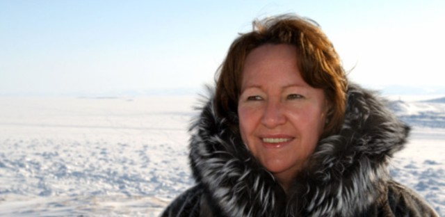 Sheila Watt-Cloutier is an Inuit environmentalist and human rights activist.