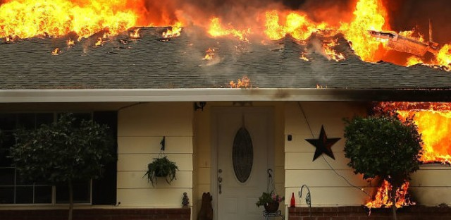 """1A : California's Deadliest Fire: """"The New Abnormal"""" Image"""