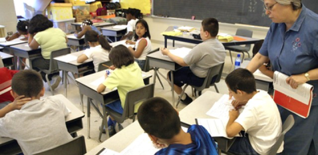 Education reform would affect teachers' right to strike