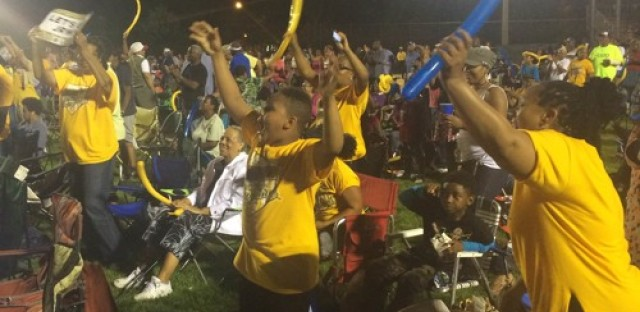 Jackie Robinson West rallies after loss in Little League championship