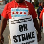 Chicago Teacher Union Strike 2012