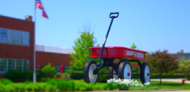 Radio Flyer airs first TV ads in 20 years