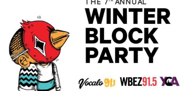 The 7th Annual Winter Block Party for Chicago's Hip Hop Arts
