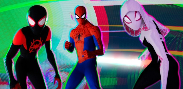 Pop Culture Happy Hour : Spider-Man: Into The Spider-Verse and a little Aquaman Image