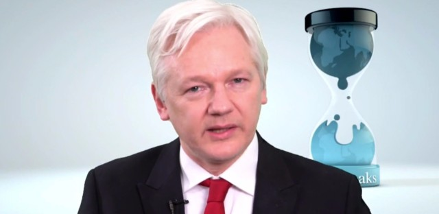 """WikiLeaks founder Julian Assange speaks in this video made available Thursday March 9, 2017. Assange said his group will work with technology companies to help defeat the Central Intelligence Agency's hacking tools. Assange says """"we have decided to work with them, to give them some exclusive access to some of the technical details we have, so that fixes can be pushed out."""""""